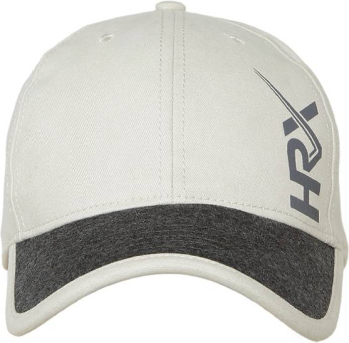 new arrival f198a faa3f HRX by Hrithik Roshan Cap Cap - Buy Beige HRX by Hrithik Roshan Cap Cap  Online at Best Prices in India   Flipkart.com