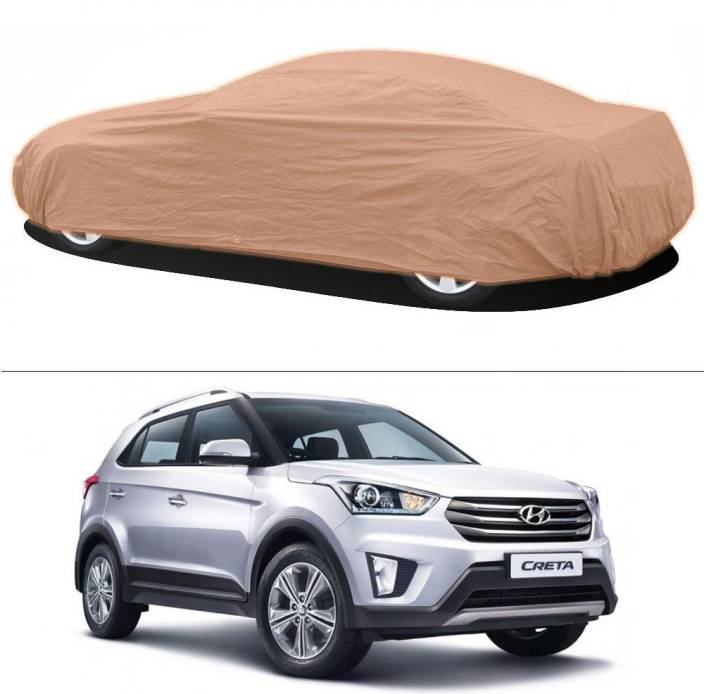 Millionaro Car Cover For Hyundai Creta Price In India Buy