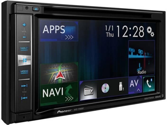 Pioneer AVIC-F980BT Car Stereo Price in India - Buy Pioneer AVIC