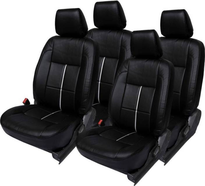 Bhati Pu Leather Car Seat Cover For Mahindra Kuv 100 Price In India