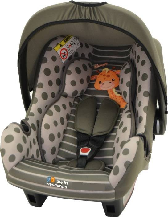 Lil Wanderers Infant Car Seat Giraffe Forward Facing