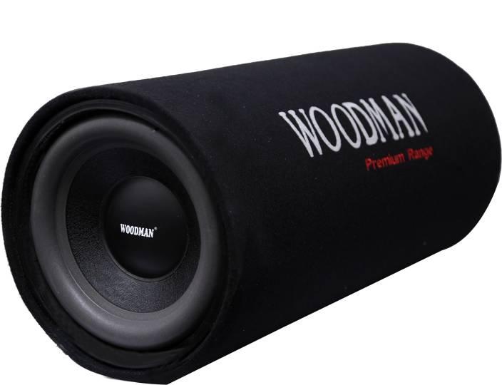 woodman bt12 12 inch basstube with inbuilt amplifier subwoofer price in india buy woodman bt12. Black Bedroom Furniture Sets. Home Design Ideas