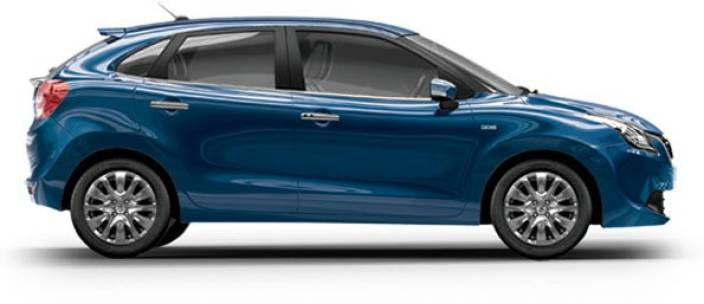 Maruti Suzuki Baleno Delta Ex Showroom Price Starting From Rs 5