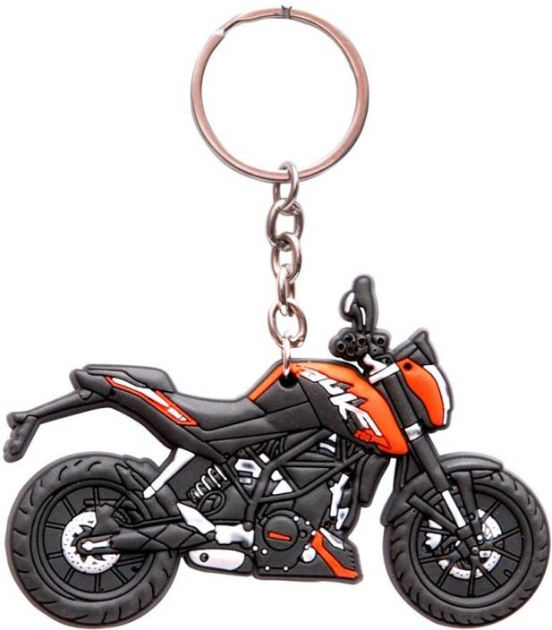 5d9a501569a30 Chainz KTM Duke Key Chain - Buy Chainz KTM Duke Key Chain Online at ...
