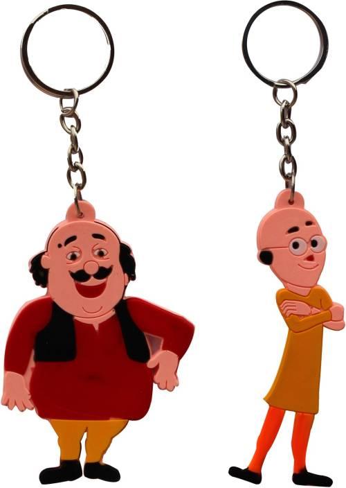 Anishop Motu Patlu Key Chain Buy Anishop Motu Patlu Key Chain