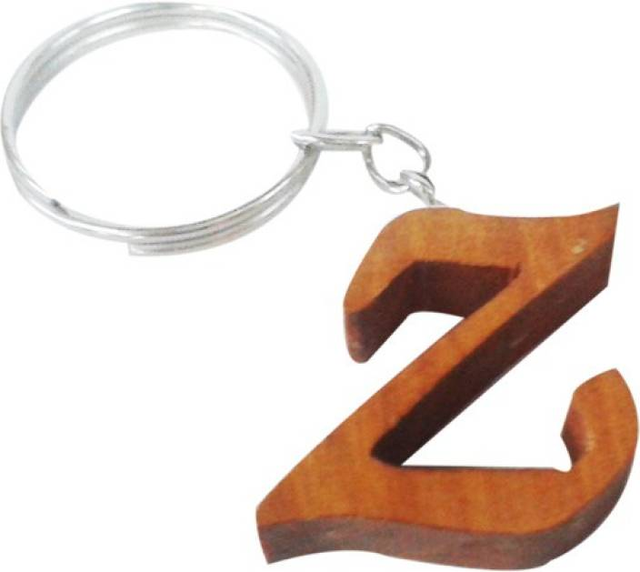 Tattva Inc Alphabet Z Key Chain - Buy Tattva Inc Alphabet Z Key