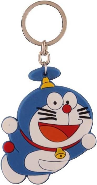 GCT Doraemon Doremon Synthetic Rubber Design-1 Key Chain