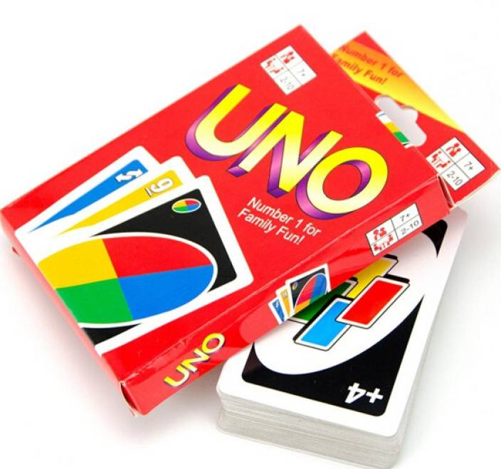 22102b63d2ca MDS UNO FAMILY CARD GAME COMPLETE PACK OF 108 CARDS - UNO FAMILY ...