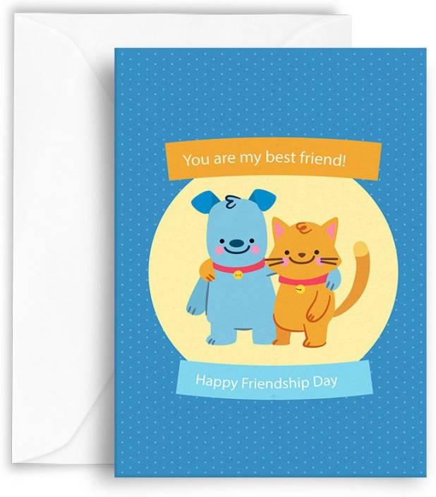 Kaarti Friendship Day Greeting Card