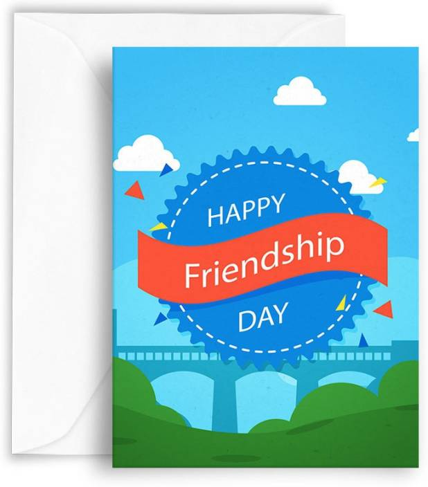 KAARTI Friendship Day Greeting Card