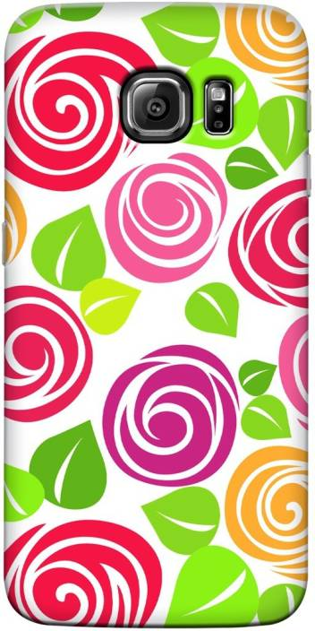 Blink Ideas Back Cover for Samsung Galaxy Note 5 Edge