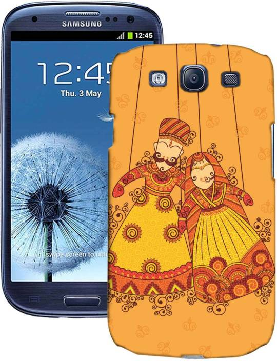 AmerakiDesignHouse Back Cover for Samsung I9300 Galaxy S3