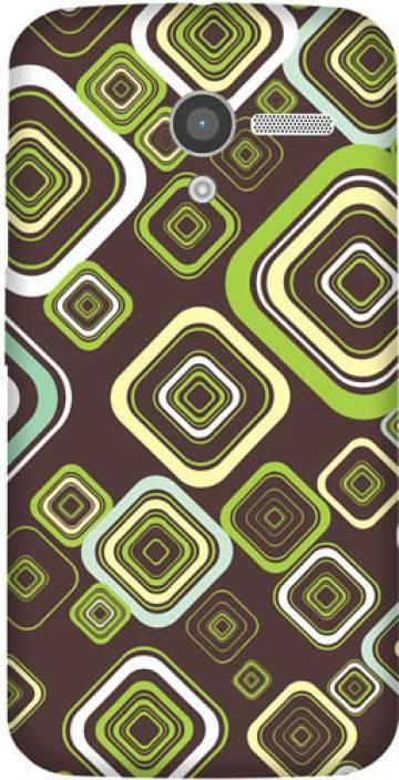 Blink Ideas Back Cover for Motorola Moto X