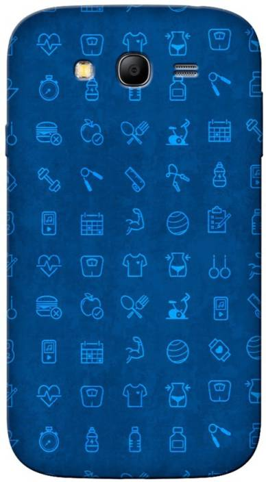 Blink Ideas Back Cover for SAMSUNG Galaxy E5