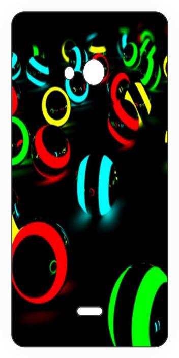WOC Back Cover for Microsoft Lumia 540