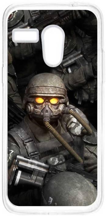 Anger Beast Back Cover for Motorola Moto G (1st Gen)