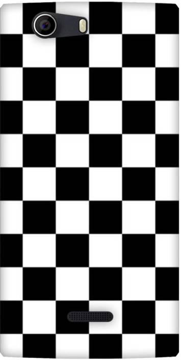 Fasheen Back Cover for Micromax Canvas Nitro 2 E311