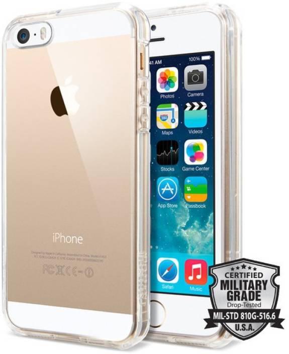 online store 22474 d7267 Spigen Back Cover for Apple iPhone SE/5s/5
