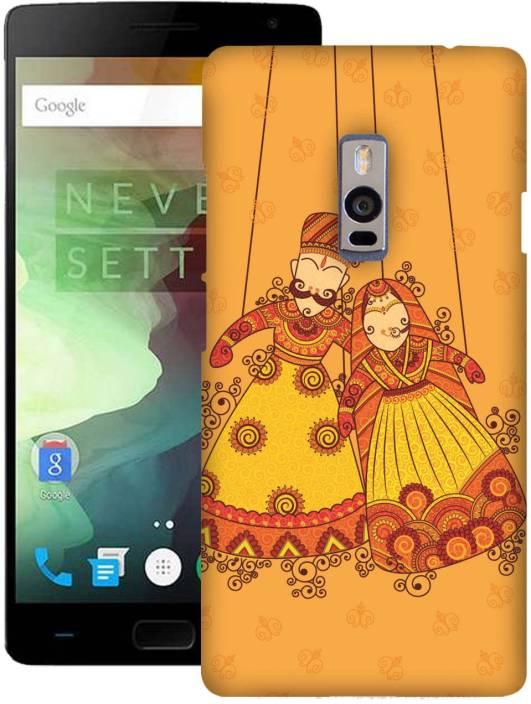 AmerakiDesignHouse Back Cover for OnePlus 2