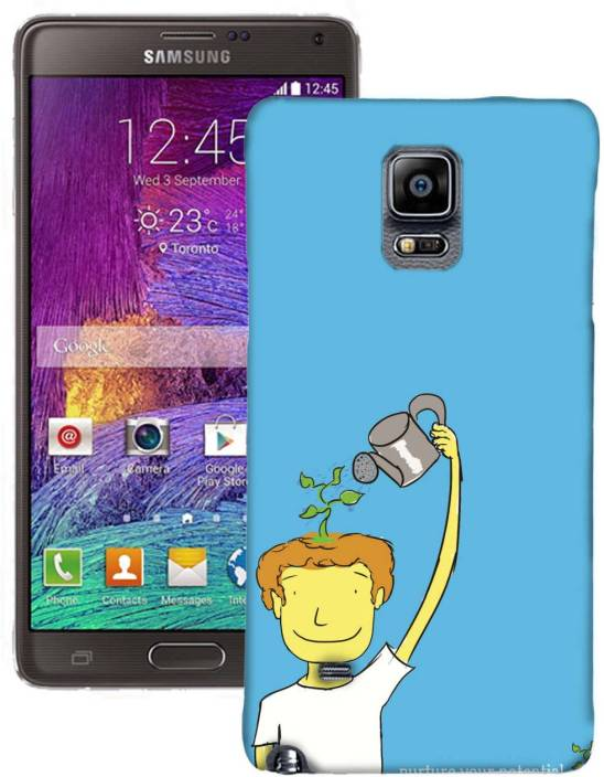 AmerakiDesignHouse Back Cover for Samsung Galaxy Note 4 SM-N910H