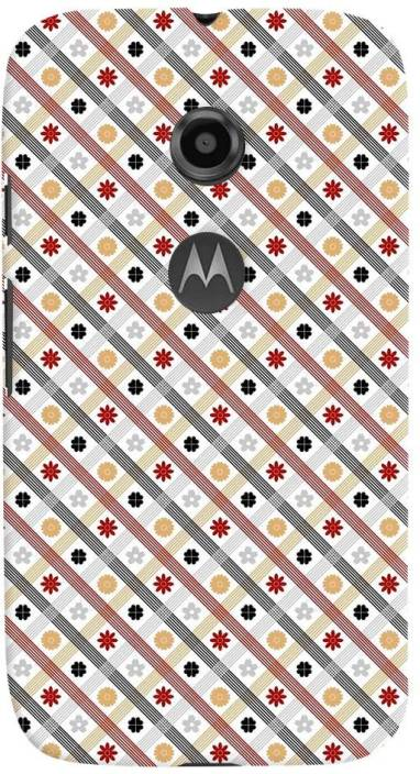 Mobile Makeup Back Cover for Motorola Moto E (2nd Gen) 4G, Motorola Moto E (2nd Gen)3G