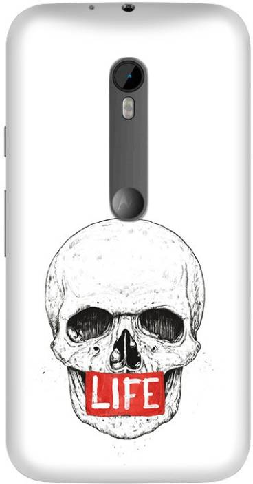 Ownclique Back Cover for Motorola Moto G (3rd Generation)