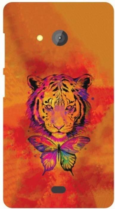 Printland Back Cover for Microsoft Lumia 540 Dual SIM