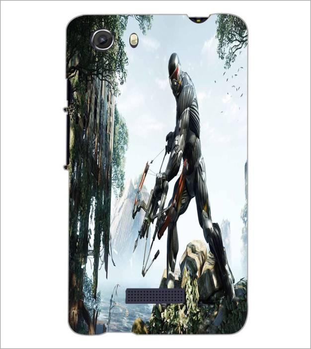 Printswag Back Cover for Micromax Q372 Unite 3