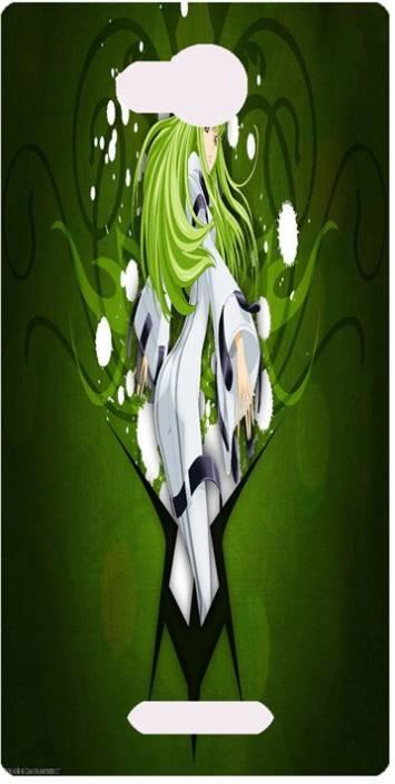 Amagav Back Cover for Micromax Canvas Spark 3