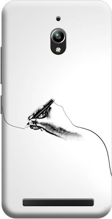EPICCASE Back Cover for Asus Zenfone Go