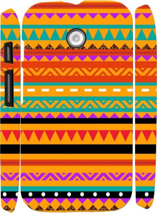 Fuson Back Cover for Motorola Moto E XT1021