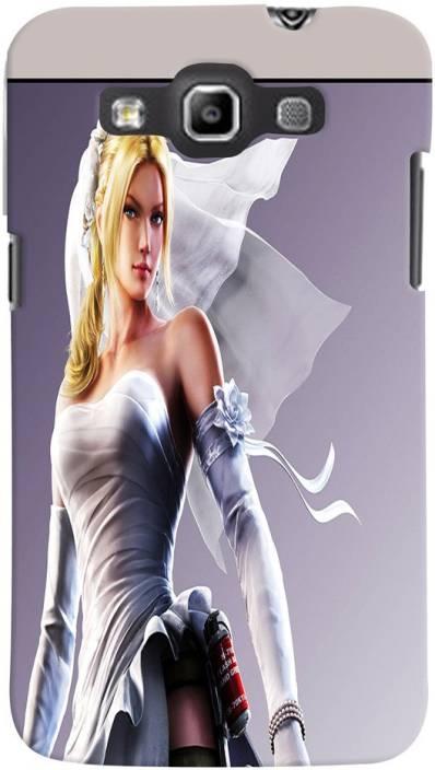 Farrow Back Cover for Samsung Galaxy Quattro