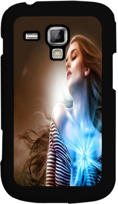 PrintDhaba Back Cover for Samsung Galaxy S Duos