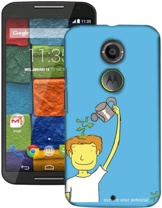 AmerakiDesignHouse Back Cover for Motorola Moto X (2nd Generation)