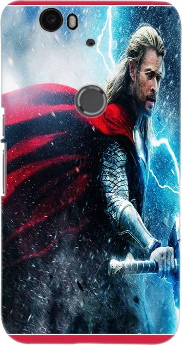 Farrow Back Cover for Huawei Nexus 6P