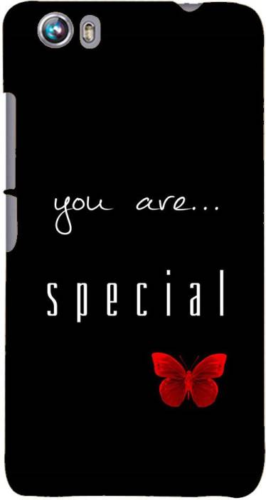 Mobile Makeup Back Cover for Micromax Canvas Fire 4 A107