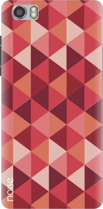 Noise Back Cover for Micromax Canvas Fire 4G+ Q412