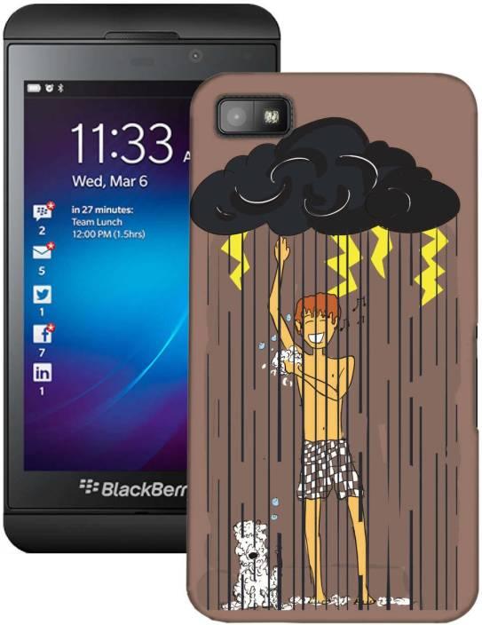 AmerakiDesignHouse Back Cover for Blackberry Z10