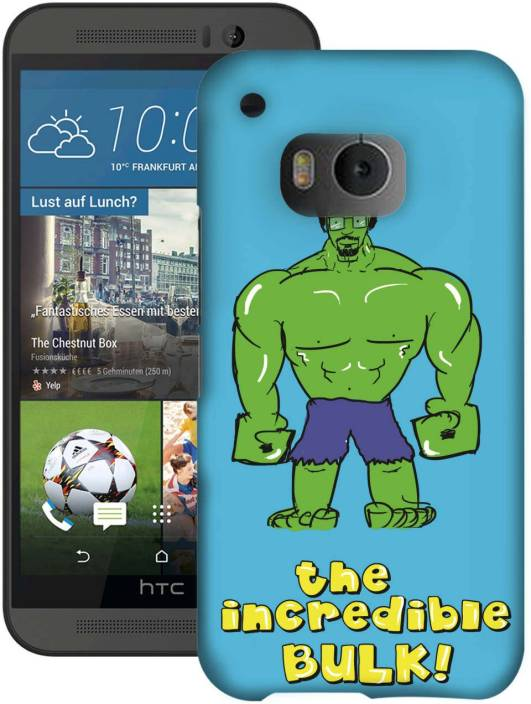 AmerakiDesignHouse Back Cover for HTC One M9