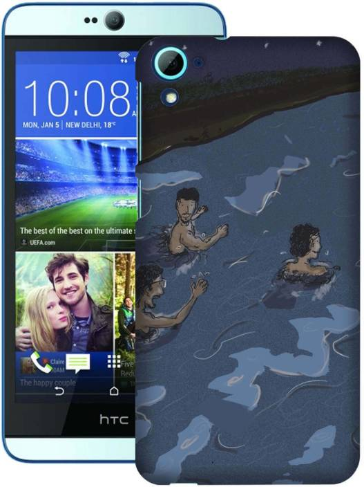 AmerakiDesignHouse Back Cover for HTC Desire 826