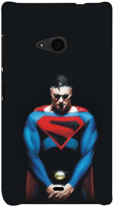 FUSON Back Cover for Microsoft Lumia 1263