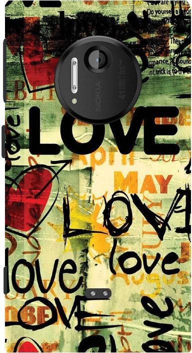 Treecase Back Cover for Nokia Lumia 1020