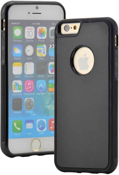 Anti Gravity Back Cover for Apple iPhone 6, Apple iPhone 6S (Black)