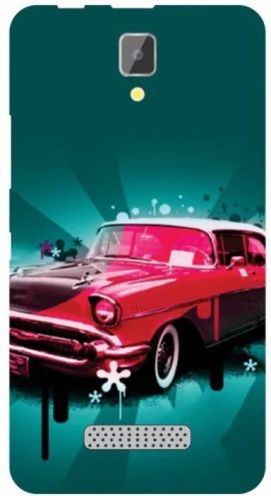 Printland Back Cover for Lenovo A2010