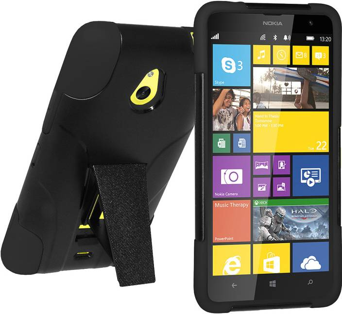 promo code 1245f b8239 Amzer Back Cover for Nokia Lumia 1320