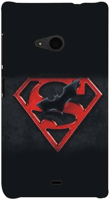 FUSON Back Cover for Microsoft Lumia 1267