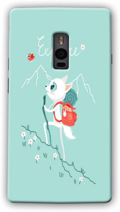 AMY Back Cover for OnePlus 2