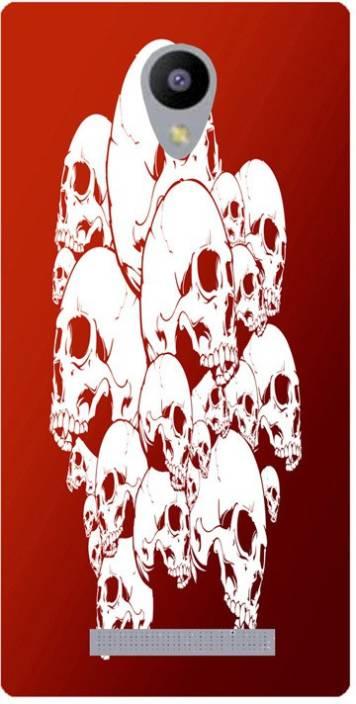 Amagav Back Cover for Lyf Flame 5