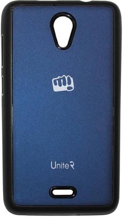 meet 09977 e3d0e Micromax Back Cover for Unite 2