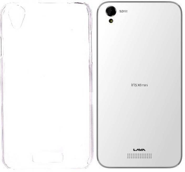 DNG Back Cover for Lava Iris X1 Mini